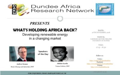 DARNTALK: What's holding Africa back?
